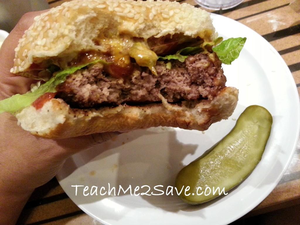Bobby's Burger Palace Classic Burger 2