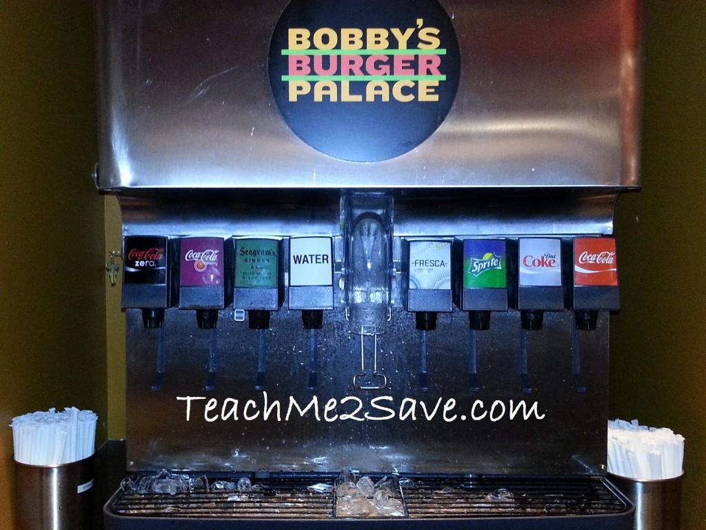 Bobby's Burger Palace Sprite