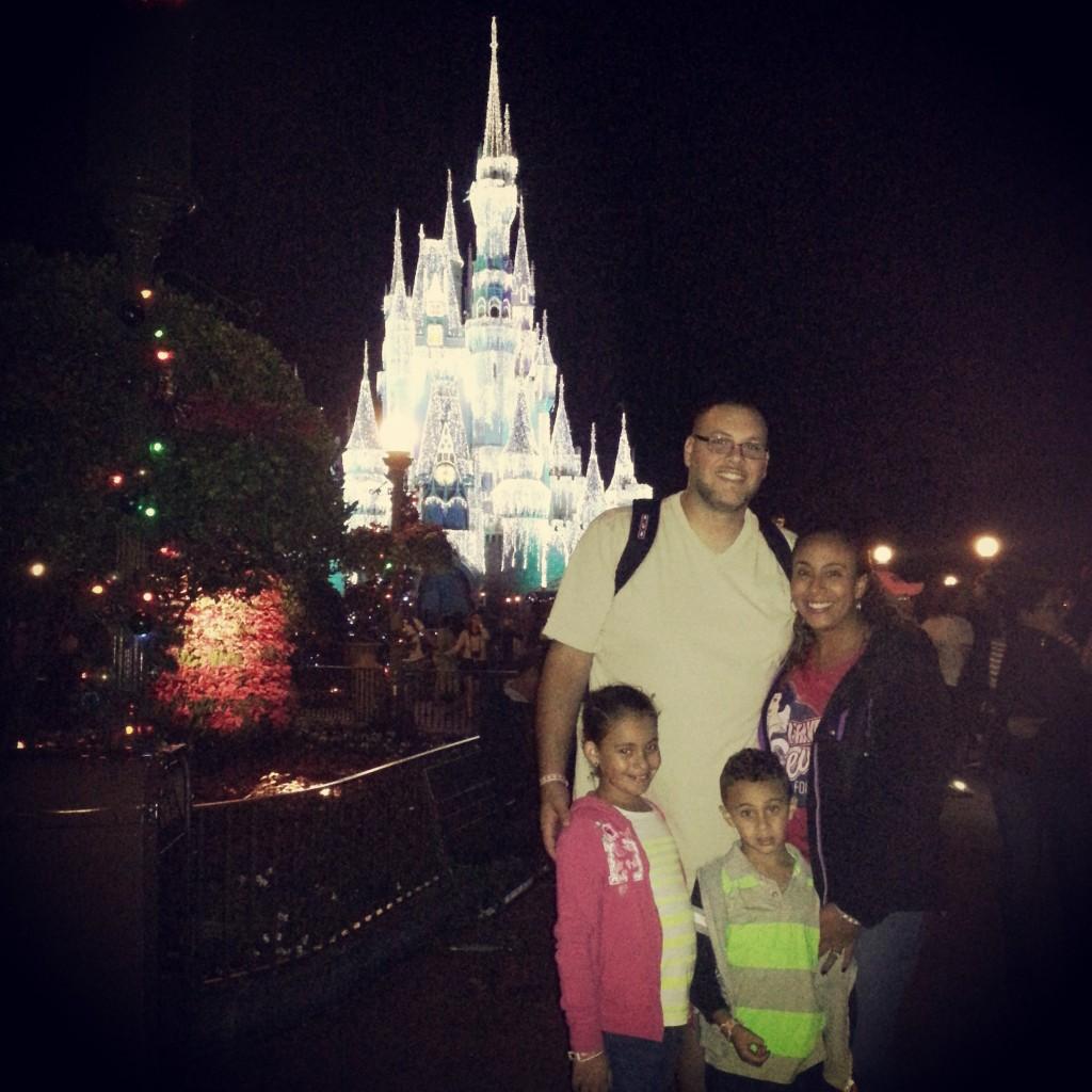 My Family At Disney