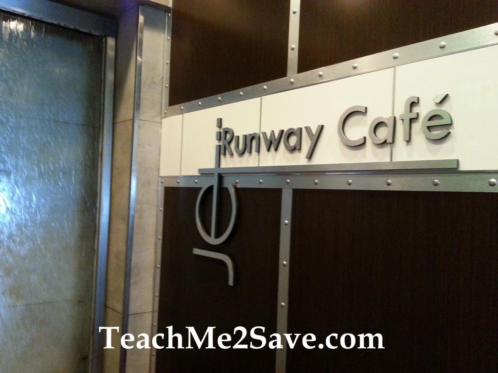 Jet Runway Cafe Interior