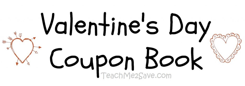 Free ValentineS Day Coupon Book Printables  Funtastic Life