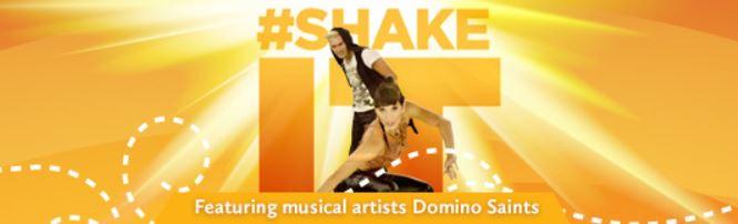 shake it video