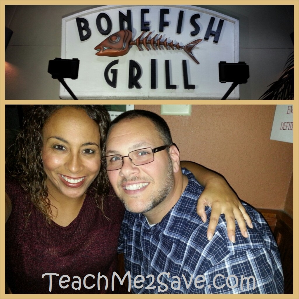 Bonefish Grill Valentine's Date NIght 2014 - TM2S