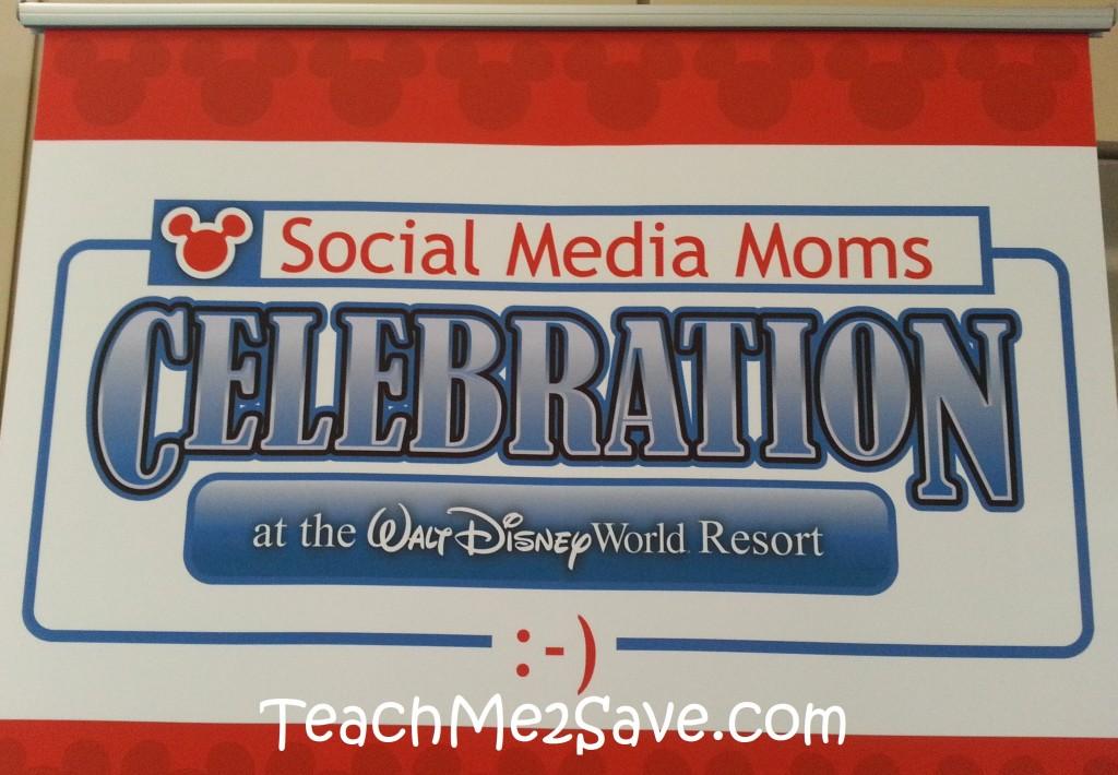 Disney Social Media Moms Conference 2013