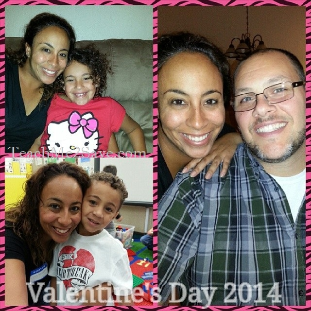 Valentine's Day 2014 Family Colllage - TM2S