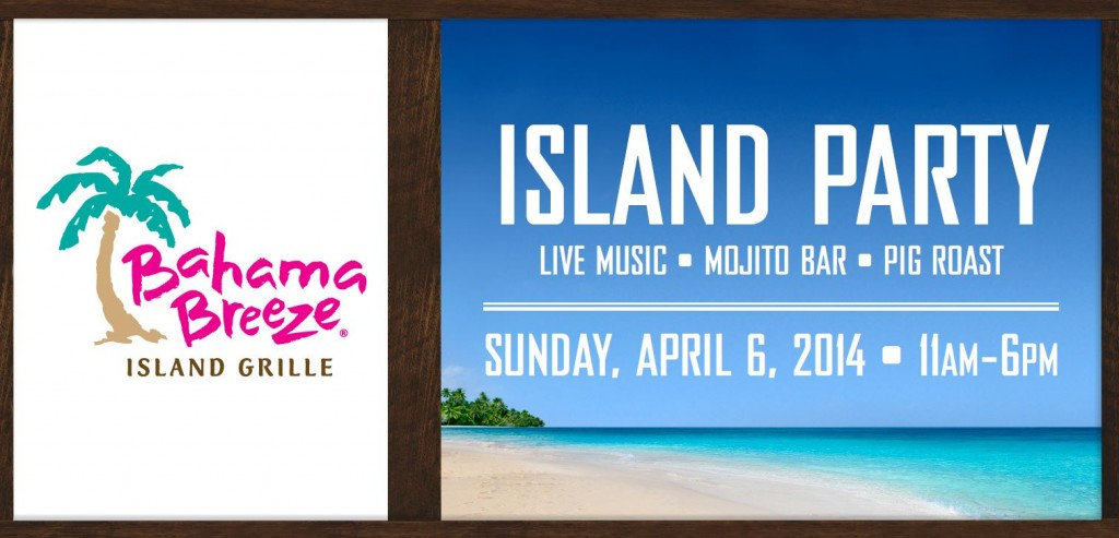 Bahama Breeze Island Party