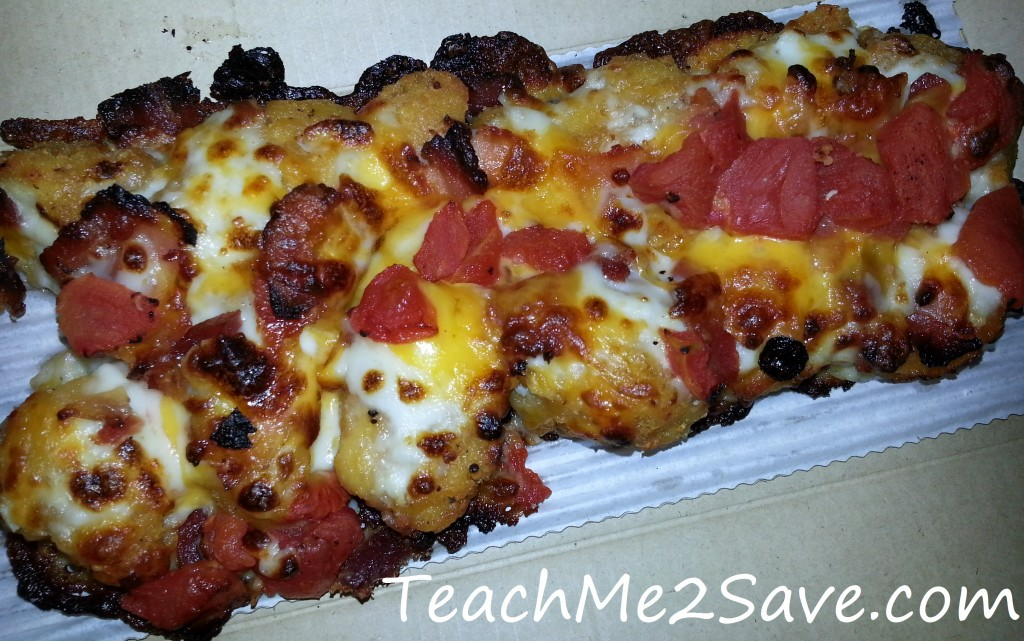 Dominos Bacon and Tomato Specialty Chicken