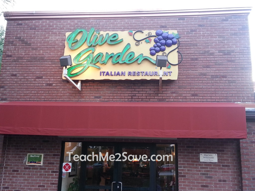 The Olive Garden New Cucina Mia Menu Is Yummy And Only Funtastic Life