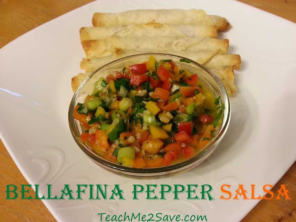 BellaFina pepper Salsa - TM2S