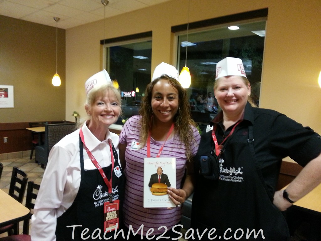 Chick-fil-A Sunrise Location Owner Shirley Eyzaguirre