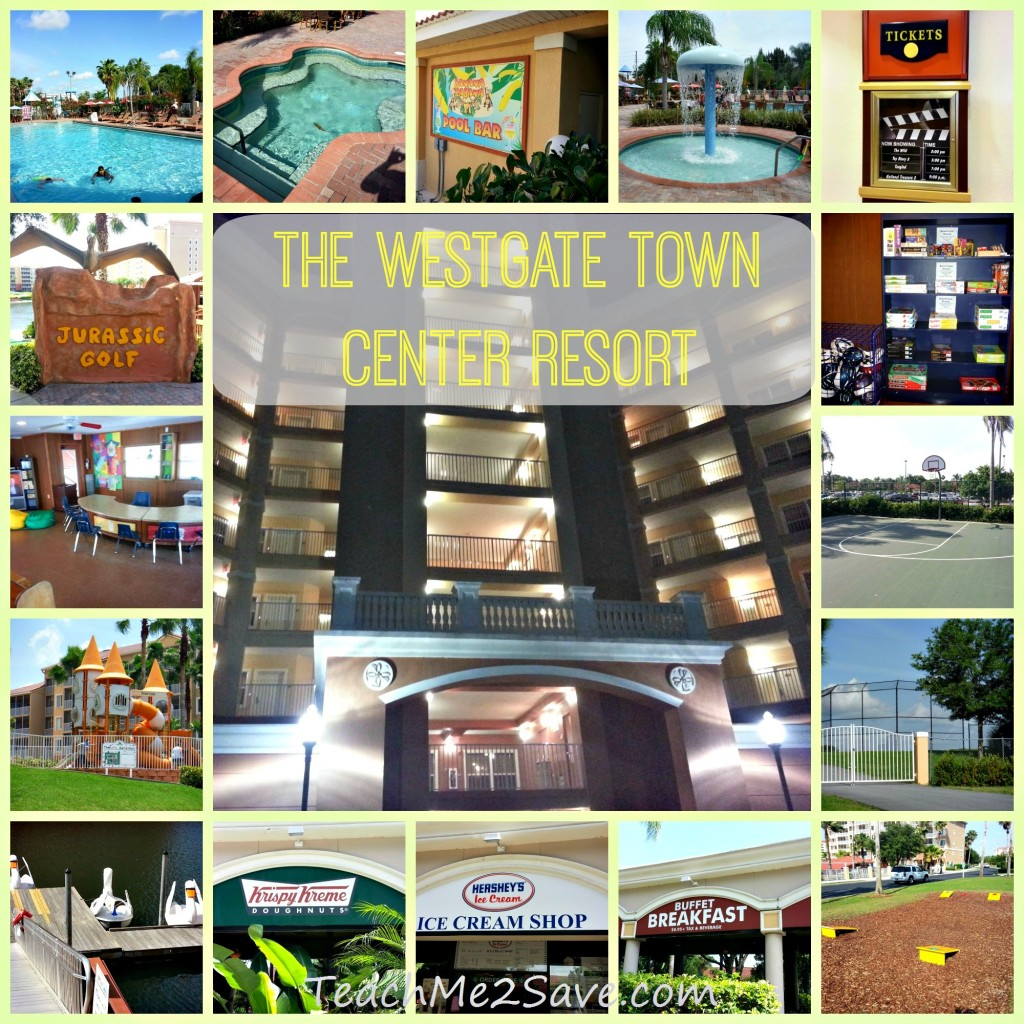 The Westgate Resorts Amenities Collage - tm2s
