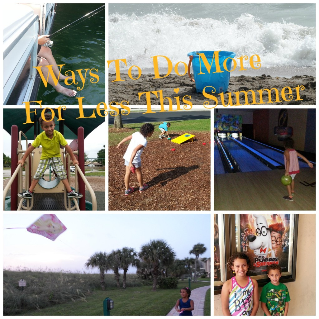 Ways To Do More For Less This Summer - TM2S