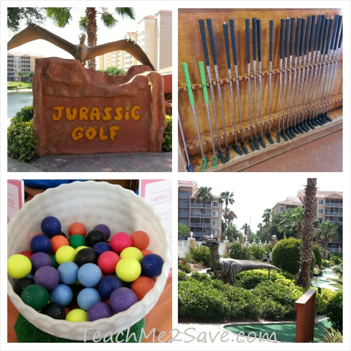 Westgate Resorts Miniature Golf Course