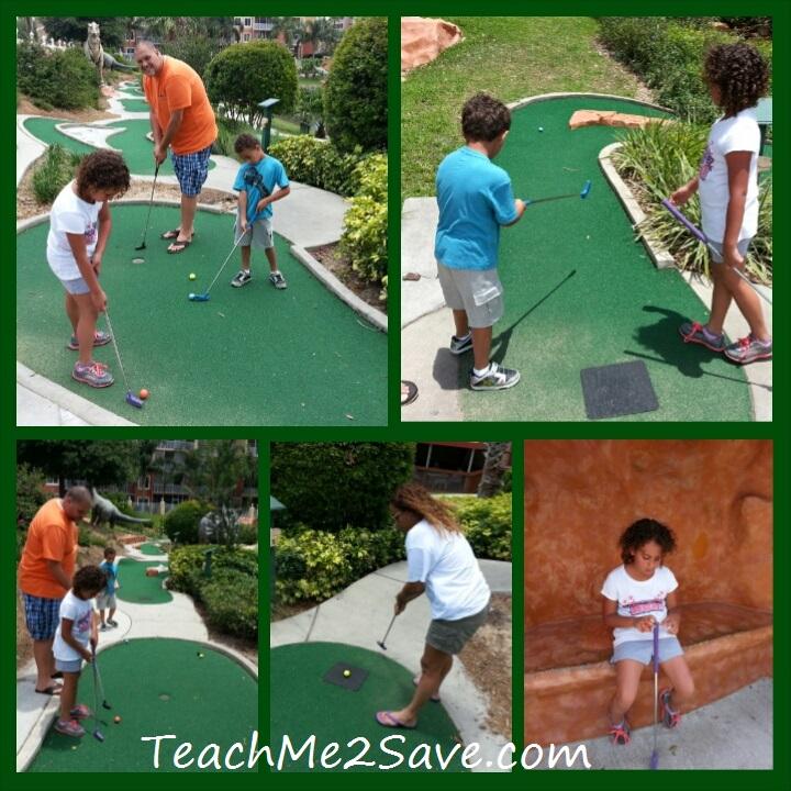 Westgate Resorts Playing Golf
