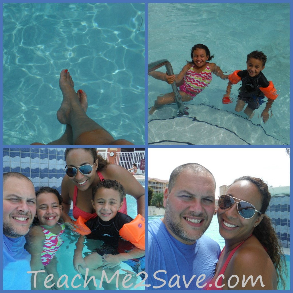 Westgate Resorts Pool Fun Collage - TM2S