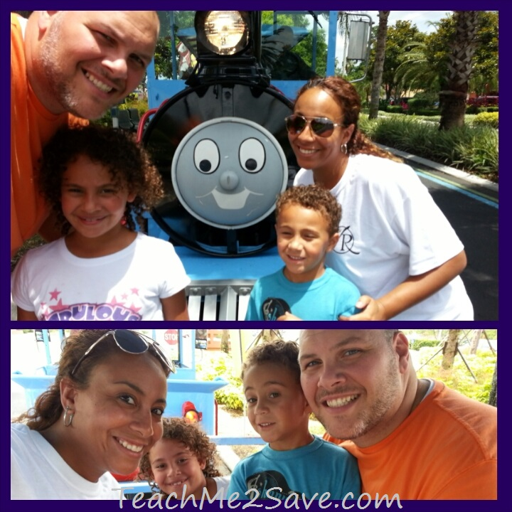 Westgate Resorts Thomas Train