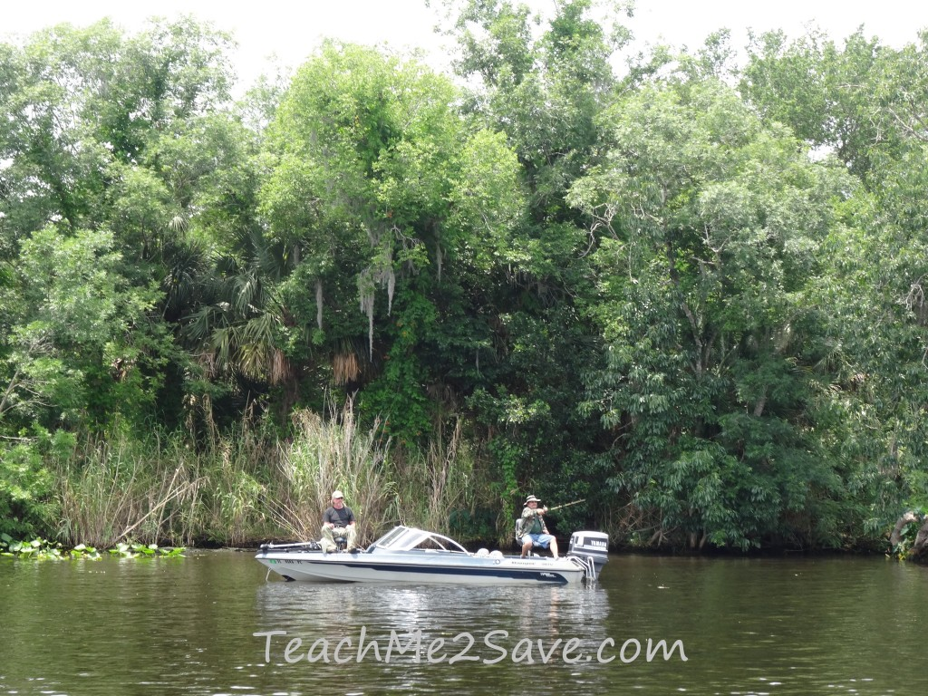 Fishing on St. John's River - TM2S