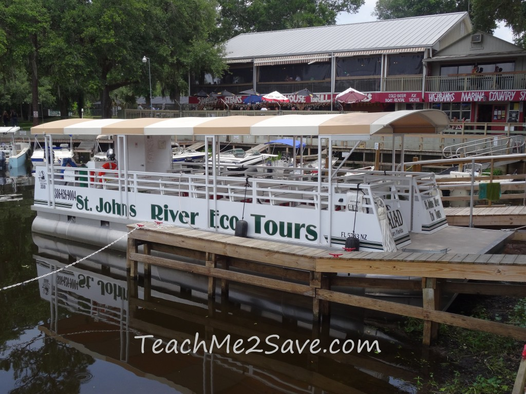 St.John's River Eco Tours - TM2S