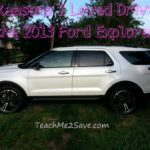 5 Reasons I Loved Driving the 2013 Ford Explorer