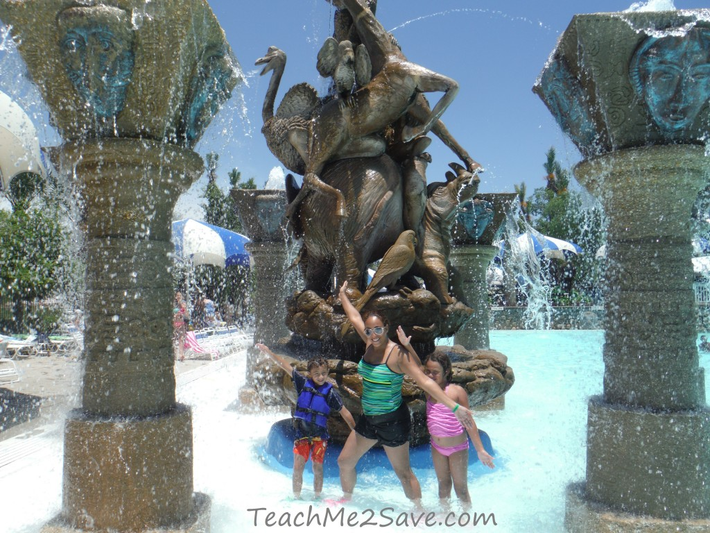 Big Kahuna's Water and Adventure Park Family Pic - TM2S