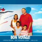 8 Splendid Days Aboard The Carnival Freedom