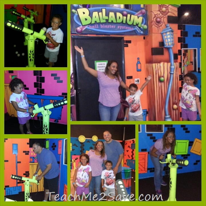 Family Fun Town balladium TM2S