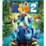 Rio 2 on DVD on July 15th + Printable Rio 2 Activity Sheets