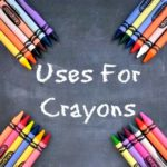 8 Uses for Crayons