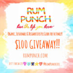 $100 Rum Punch Clothing Gift Card Sweepstakes