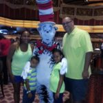 Enjoy Dr. Seuss Fun Aboard The Carnival Freedom with Seuss At Sea
