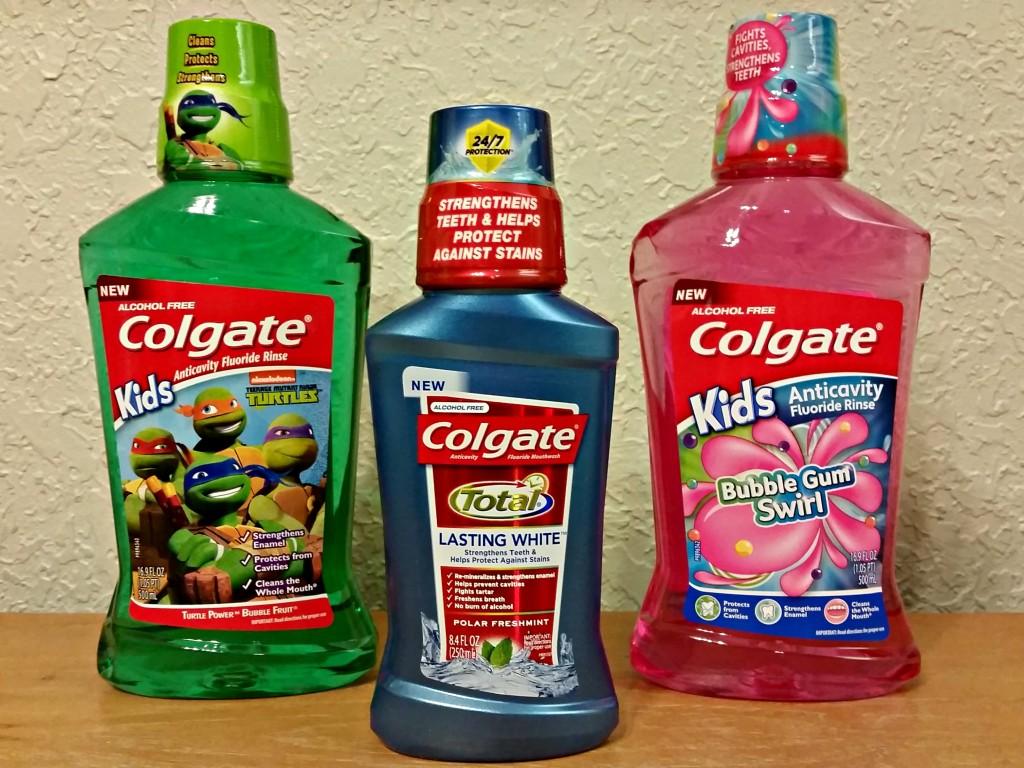 Colgate Mouthwashes