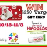 $250 Target Gift Card Event