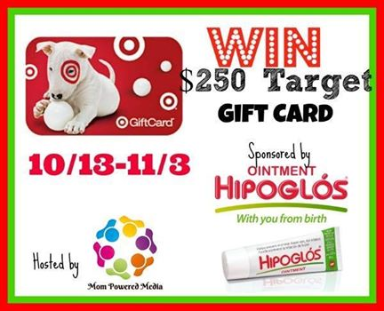 $250 Target Gift Card Sweepstakes