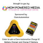 Be Ready and Charge It! Sweepstakes