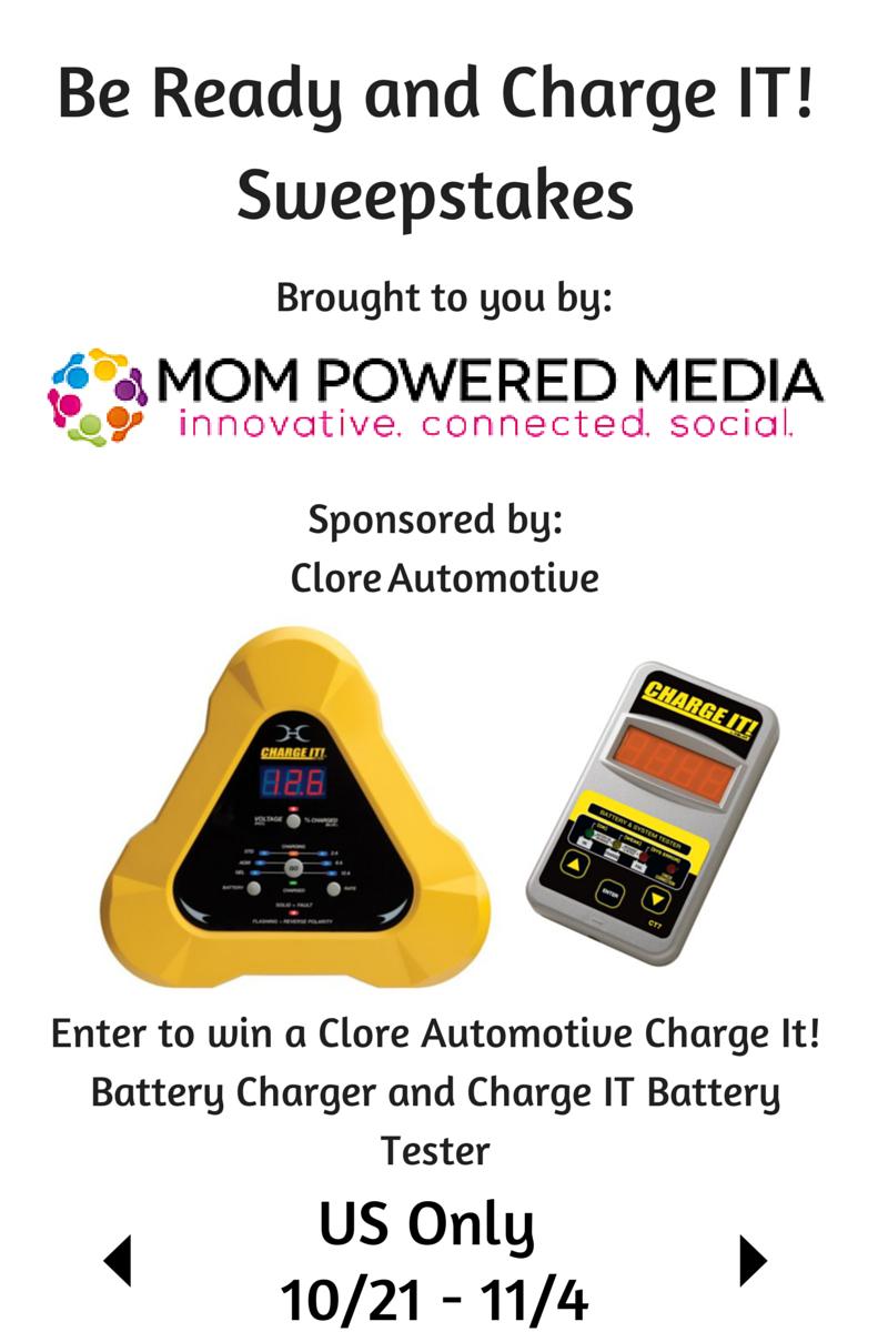 Clore Automotive Giveaway