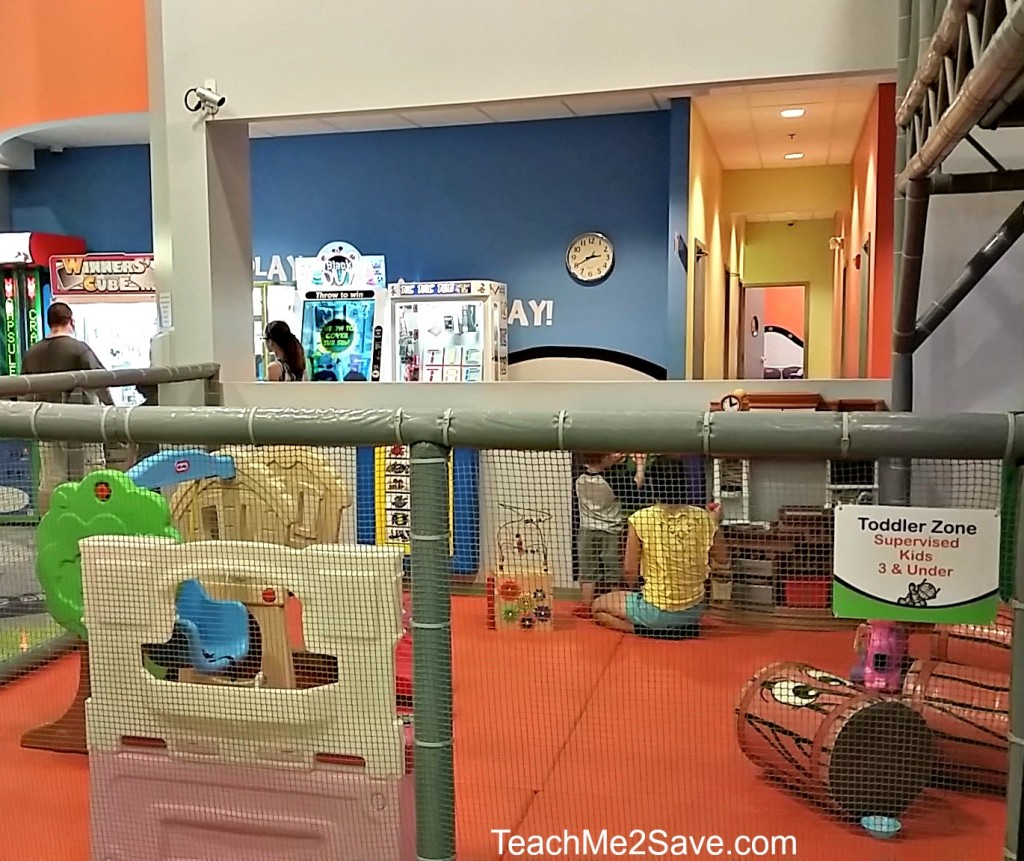 Funderdome Toddler Zone