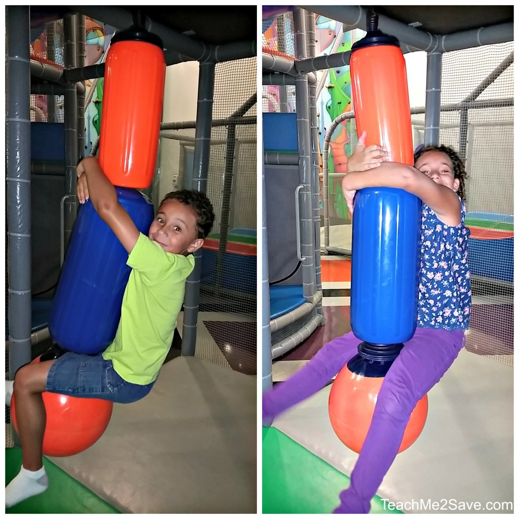 Hanging Around at Funderdome