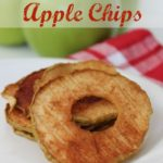 Oven Dried Apple Chips Recipe