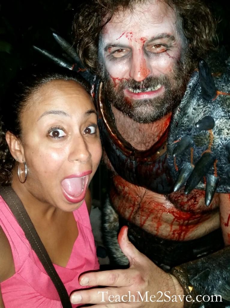 Terror In The Jungle - Leanette Fernandez 3