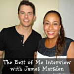 The Best Of Me Interview with James Marsden