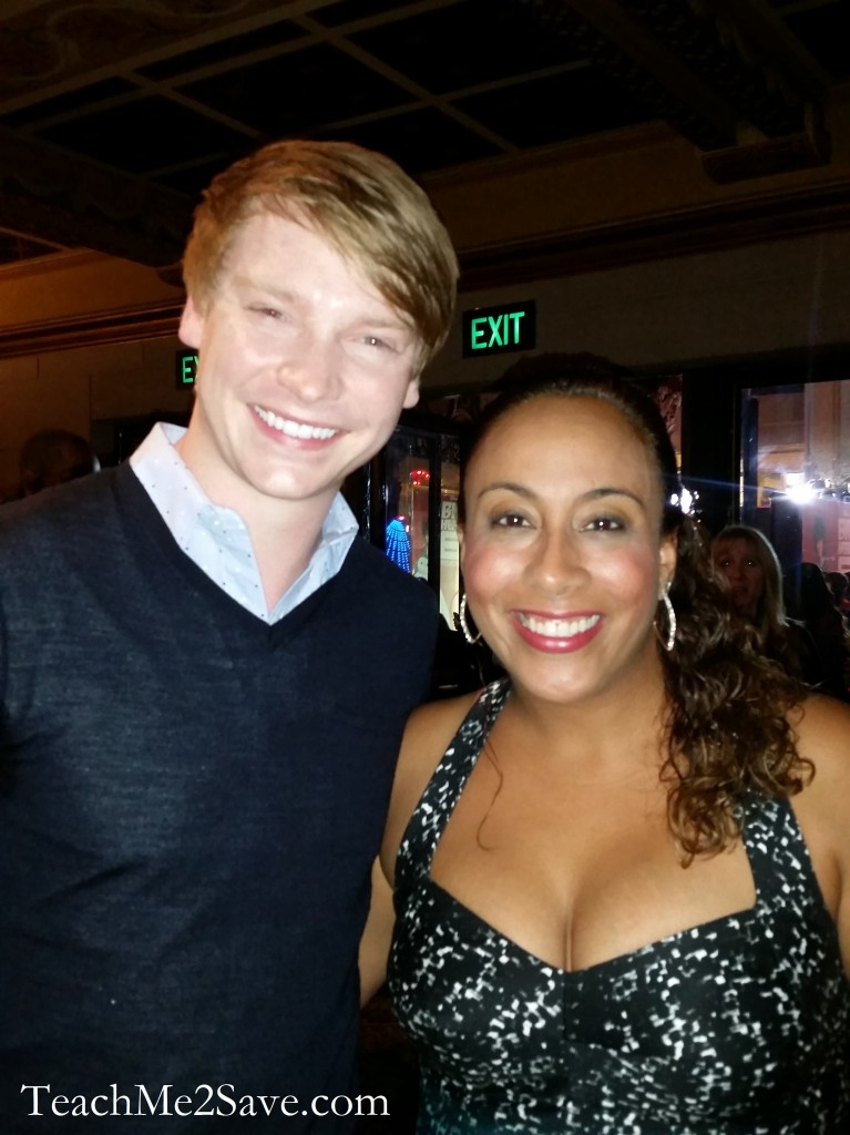 Calum Worthy and Leanette Fernandez - TM2S