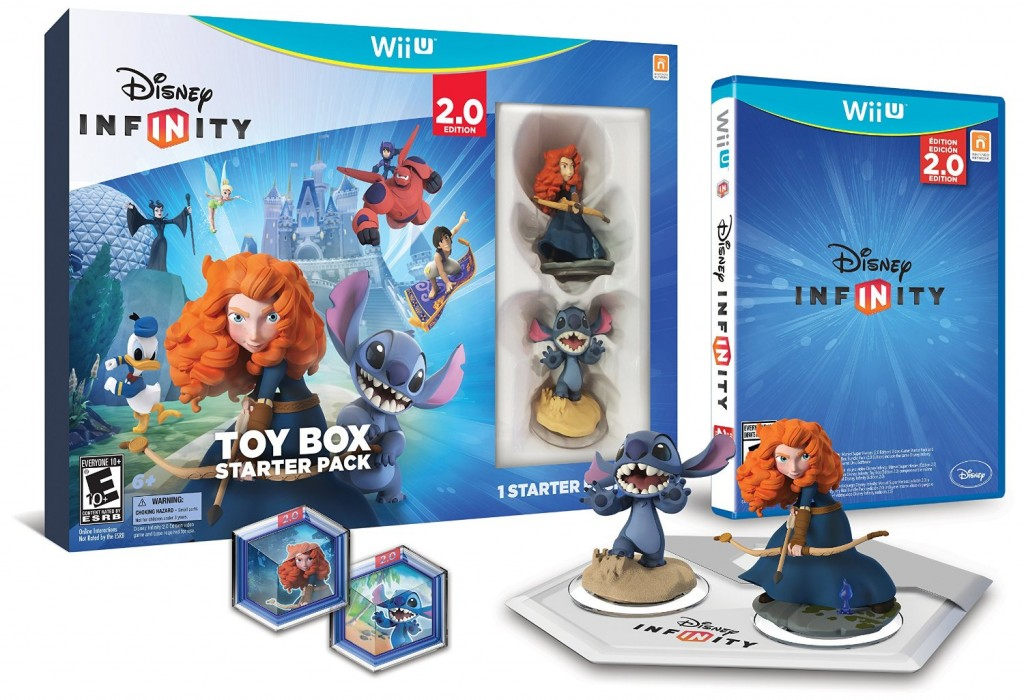 Disney Infinity Toy Box Starter Pack