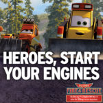 Disney's Planes: Fire & Rescue Celebrate Everyday Heroes (DVD Giveaway)