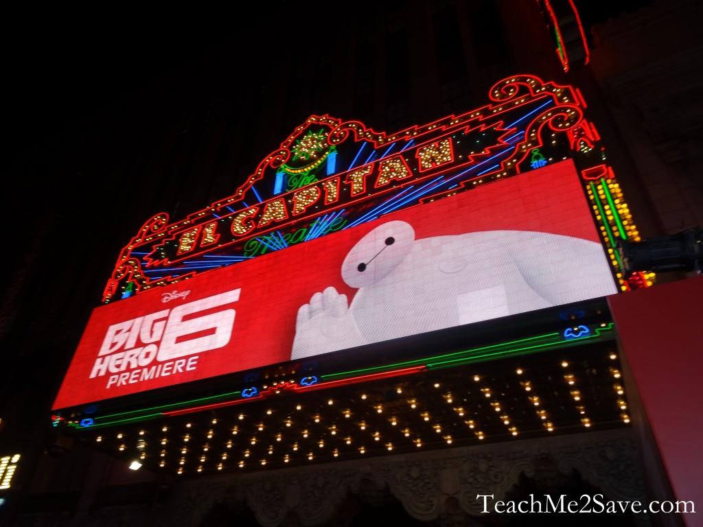 El Capitan Theater - TM2S