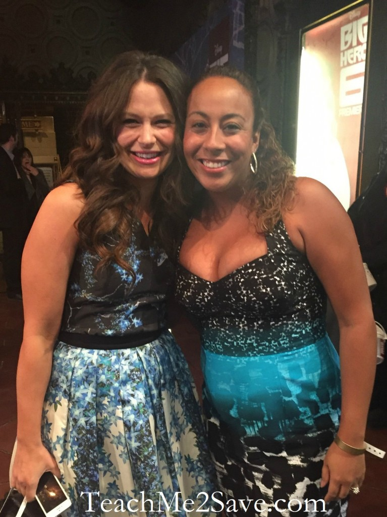 Katie Lowes and Leanette Fernandez cropped - TM2S