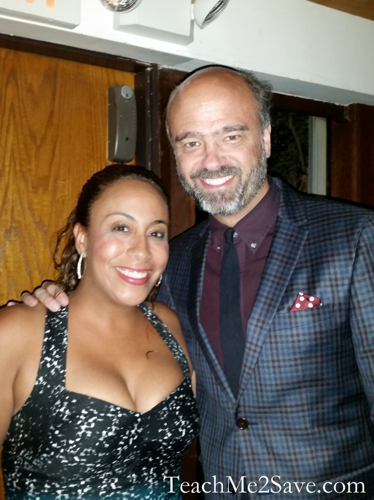 Scott Adsit and Leanette Fernandez - TM2S