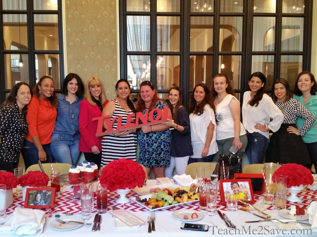Tylenol Sombresa Event - Group Pic