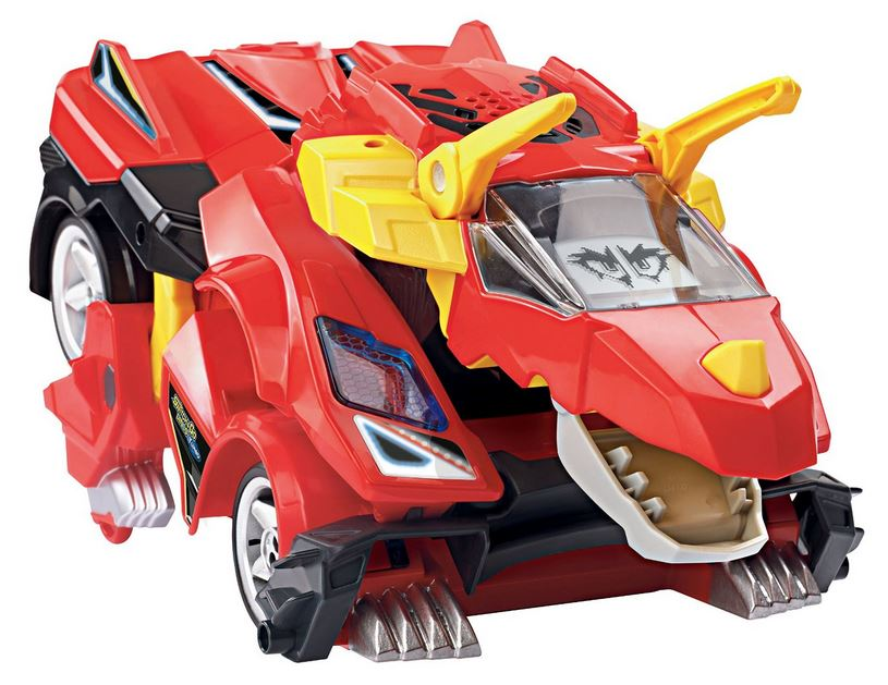 VTech Switch & Go Dinos Turbo Bronco the RC Triceratops