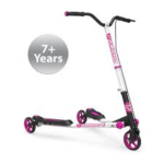 There Are Yvolution Kick Scooters For The Entire Family