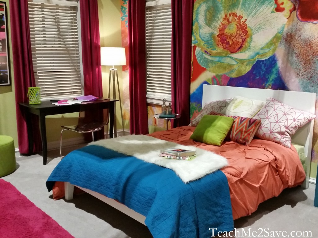 black-ish set - zoe bedroom